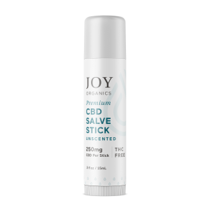 Joy Organics CBD Salve Stick