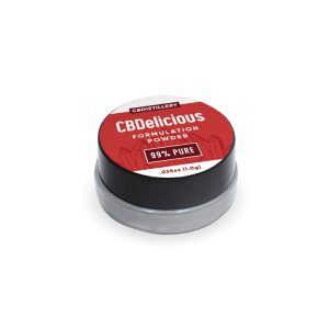 CBDistillery Full Spectrum CBD Powder Pure