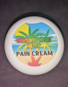 Hemp Pain Cream