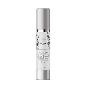 Premium Jane CBD Creamy Cleanser-Charcoal Facial