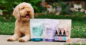 Lazarus Naturals Flavored cbd Dog Treats