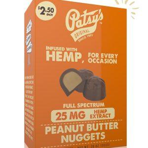 Patsys Hemp Peanut Butter Nuggets