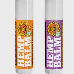 Colorado Hemp Honey HEMP BALMS (Lavender and Peppermint)