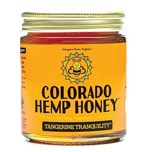 Colorado Honey Hemp Tangerine Tranquility 12 Oz