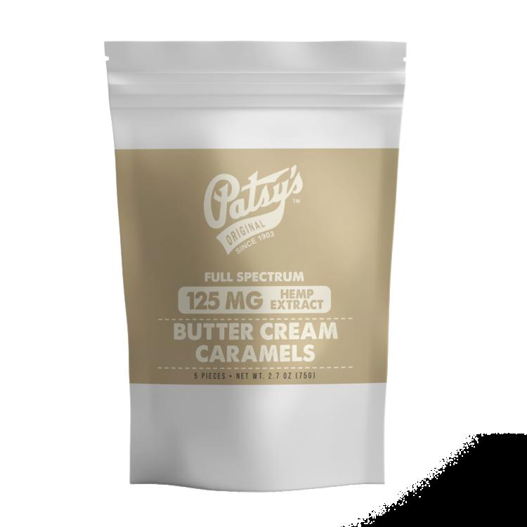 Butter Cream Caramels