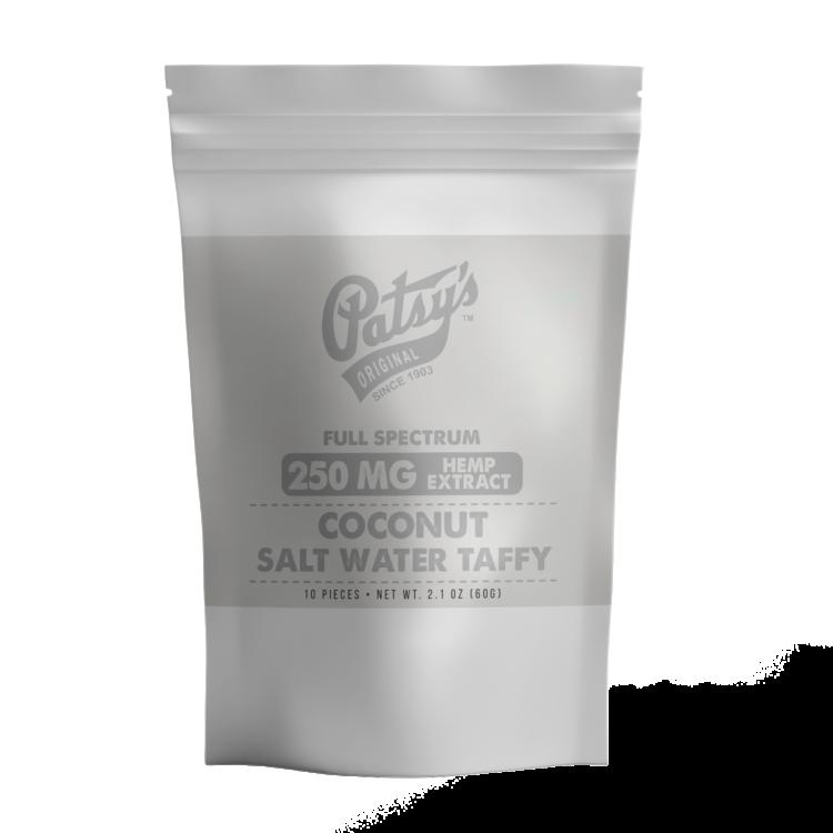 Coconut Salt Water Taffy
