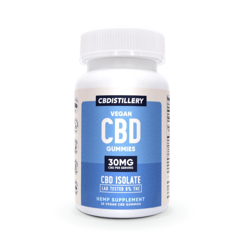 CBD Gummies – 30mg – 25 Count – New & Improved!