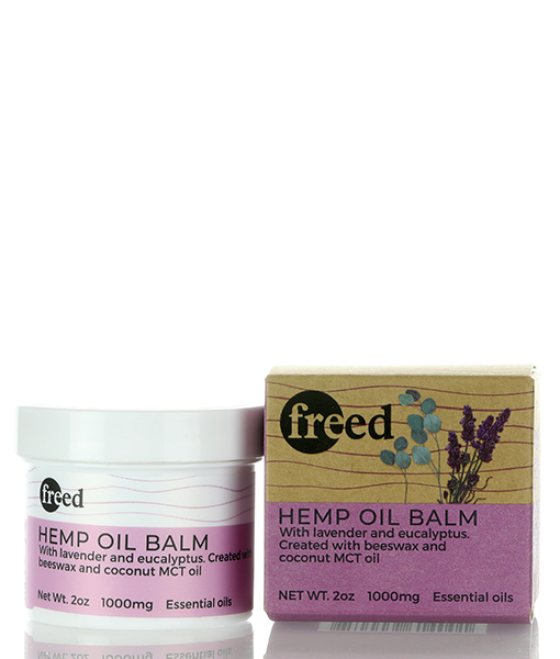 Freed CBD Balm