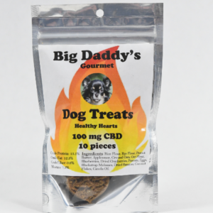 Big Daddy's Healthy Hearts Pet Products (For Small Dogs)