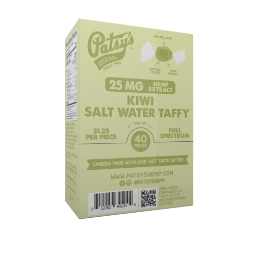 Kiwi Salt Water Taffy