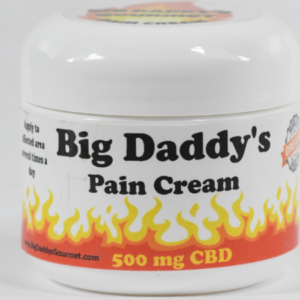 Big Daddy 2 OZ Jar of 1000 MG CBD Pain Cream