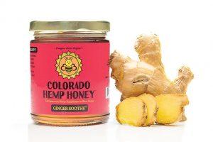 Ginger Soothe Jars 12 Oz