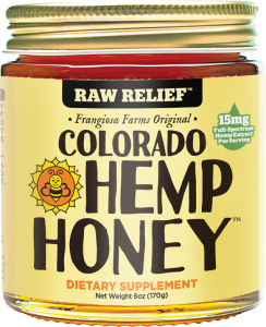 Colorado Hemp Honey Jar Bundle