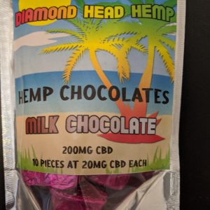 CBD Sugar Free Milk Chocolatee