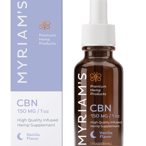 Myriams Premium Hemp CBN Oil