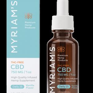 Myriams Premium Hemp CBD