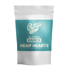 Patsys Hemp Ranch Hemp Hearts