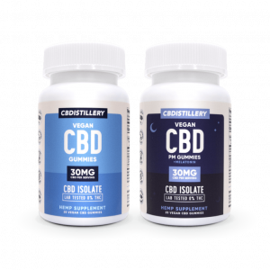 CBD Gummies and CBD Nighttime Gummies