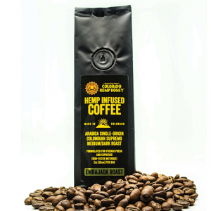 Colorado Hemp Honey Hemp Infused Coffee 10 OZ