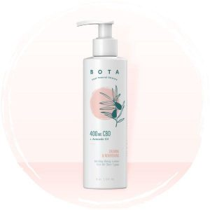 BOTA Nourishing CBD Body Lotion + Avocado Oil