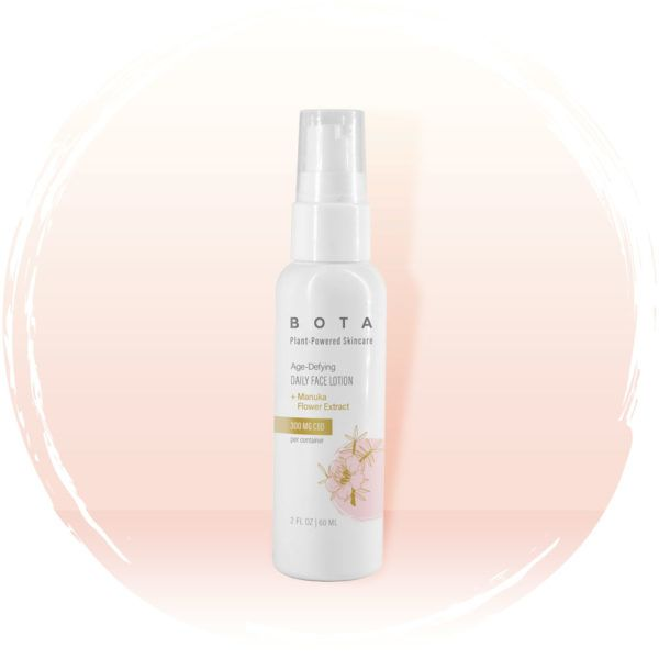 BOTA Age-Defying Daily Face Lotion with Manuka and Ginger Root
