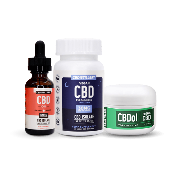 """The """"Pettis Fight Pack"""" with New CBD Gummies!"""