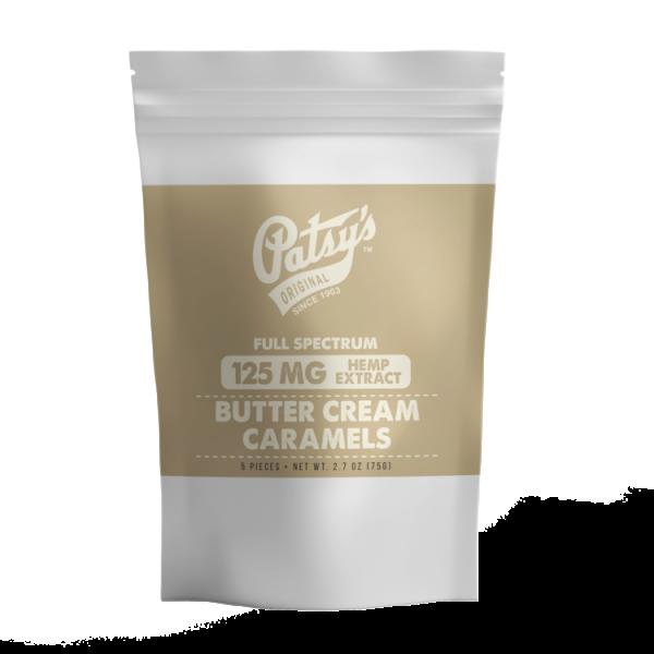 Patsys Chocolate Butter Cream Caramels