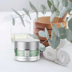 Premium Jane CBD Facial Scrub – 200 mg CBD