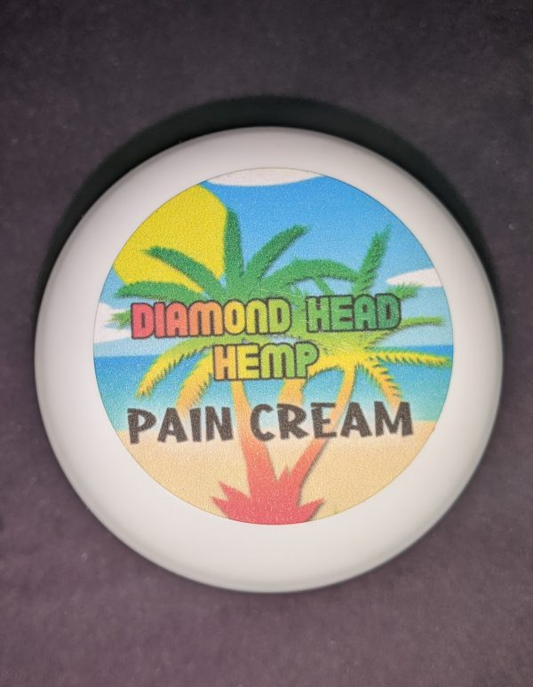 Diamond Head CBD for Pain Cream 500 MG