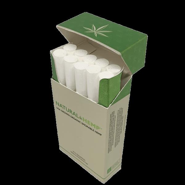 Bloomble Natural Hemp Cigarettes