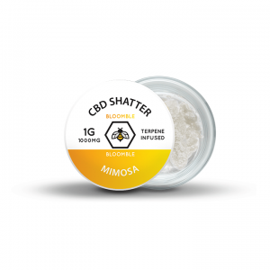 Bloomble CBD Shatter – Mimosa