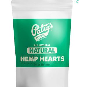 Patsys Hemp Natural Hemp Hearts