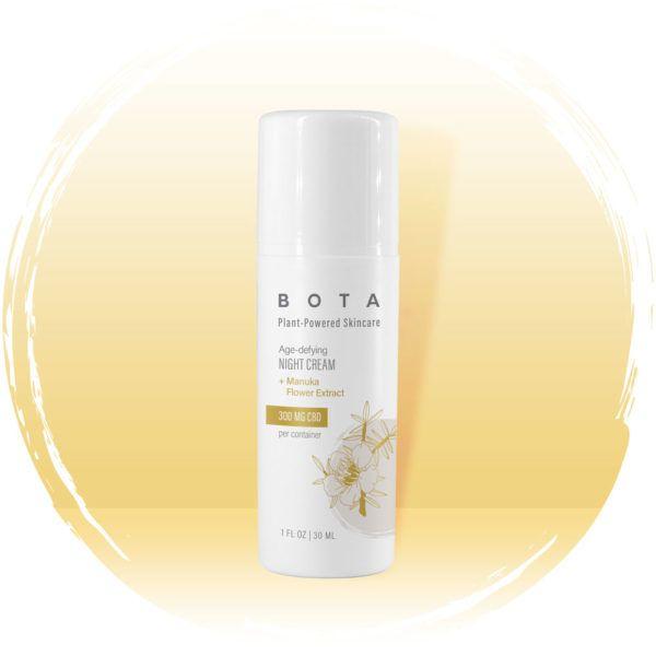 BOTA Age-Defying Night Cream + Manuka & Ginger Root