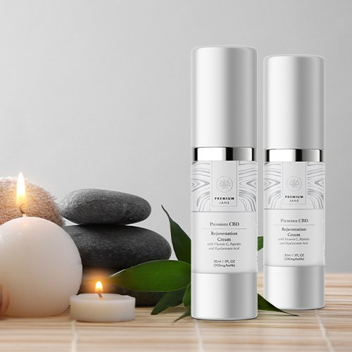 Premium Jane CBD Rejuvenation Cream – 200 mg CBD