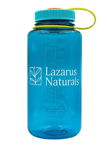Lazarus Naturals Water Bottle