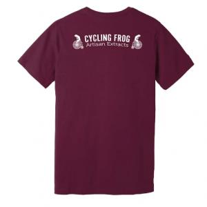Lazarus Naturals Cycling Frog T-Shirt