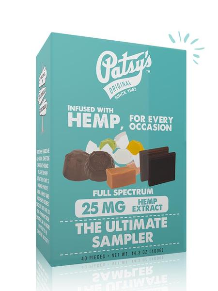 Patsys Hemp The Ultimate Sampler