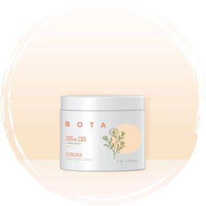 BOTA Ultra Rich Satin Body Crème and Shea Butter
