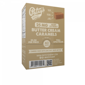 Patsys Chocolate Butter Cream Caramels
