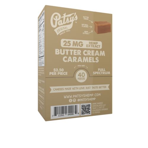 butter cream caramels back