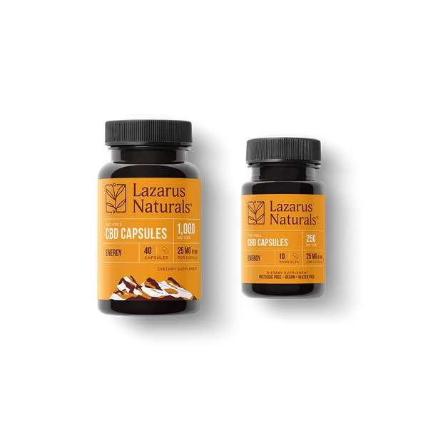 eny25 capsules Blend family energy