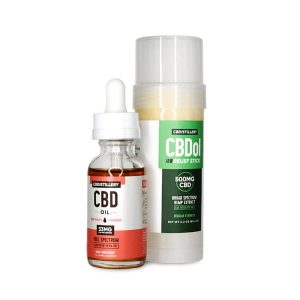 CBDistillery 1000mg Daily User Starter Pack