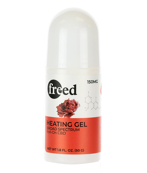 Freed CBD Roll-On Stick – Cooling and Heating Sticks