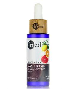 Freed CBD Tinctures 30/60ml