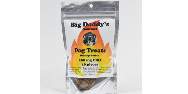 Big Daddy Pet Treats Large Dogs Dogs Healthy Hearts