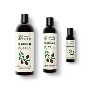 CBD Massage Oil Unscented