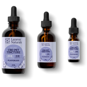 Flavorless Sensitive Pet CBD Tincture
