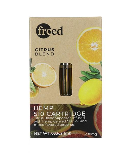 Citrus Blend 510 1 pre filled cartridges