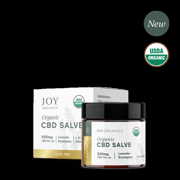 Joy Organics Organic CBD Salve