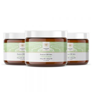 Premium Jane Eucalyptus CBD Topical Salve 3 Pack